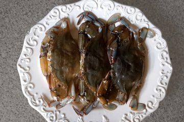 soft cell crab